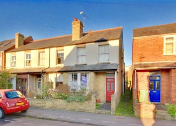 Thumbnail 2 bedroom end terrace house to rent in Ferry Road, Marston, Oxford