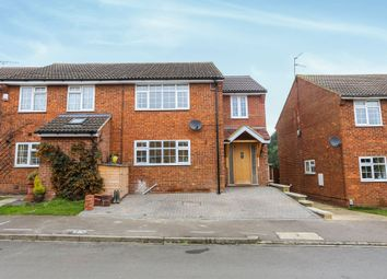 Thumbnail 3 bed semi-detached house for sale in Cobbitts Road, Maulden, Bedford