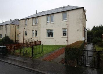 Thumbnail 2 bed flat for sale in Wallace Street, Greenock