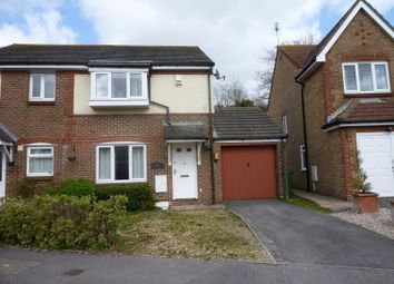 Thumbnail 3 bed semi-detached house to rent in Walburton Way, Clanfield, Waterlooville