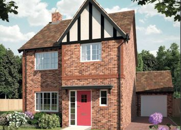 Thumbnail 3 bed detached house for sale in Cherry Orchard, Worcester, Worcestershire