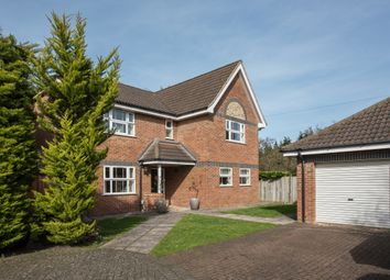 Thumbnail 5 bed detached house to rent in Black Green Wood Close, Park Street, St. Albans