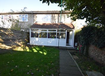 Thumbnail 1 bed flat to rent in Knowland Grove, Norwich