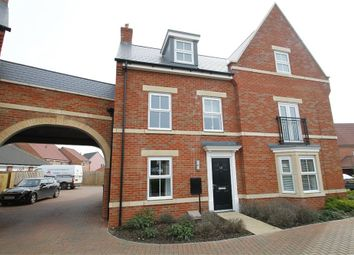 Thumbnail 3 bed town house for sale in The Sandlings, Martlesham, Woodbridge, Suffolk