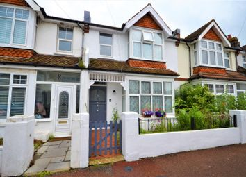 Thumbnail 3 bed terraced house for sale in Desmond Road, Eastbourne