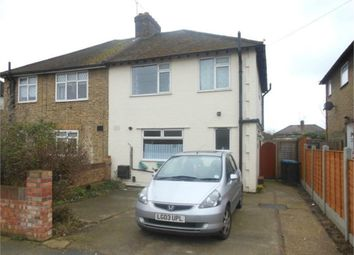 Thumbnail 3 bed semi-detached house for sale in Chalfont Road, London