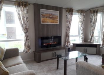 Thumbnail 2 bed lodge for sale in Steel Green, Millom