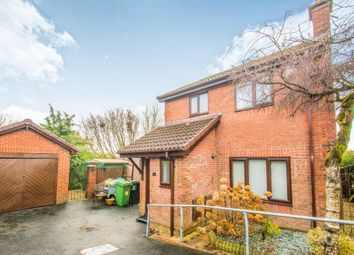 Thumbnail 3 bedroom detached house for sale in Thornwood Close, Thornhill, Cardiff
