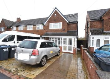 Thumbnail 5 bed town house for sale in Maryland Avenue, Hodge Hill, Birmingham