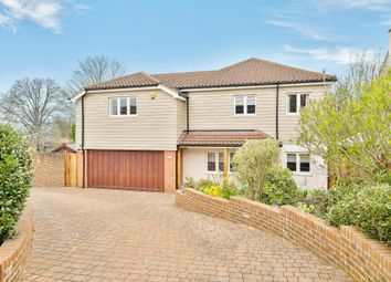 Thumbnail 5 bed detached house for sale in Warren Gardens, Farnborough, Orpington