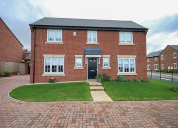 Thumbnail 4 bed detached house for sale in Corngrave Road, Saltburn-By-The-Sea