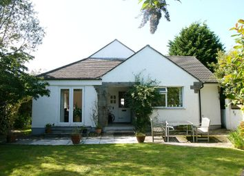 Thumbnail 3 bedroom detached bungalow for sale in Carwinion Lane, Mawnan Smith, Falmouth