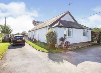 3 bed bungalow for sale in Holmes Chapel Road, Sproston, Crewe, Cheshire CW4