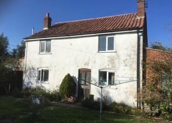 Thumbnail 3 bed detached house for sale in Wendling, Dereham, Norfolk