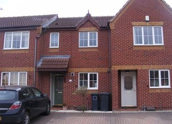 Thumbnail 2 bed town house to rent in Sussex Close, Giltbrook, Nottinghamshire