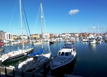 Thumbnail 2 bedroom flat for sale in Hamilton Quay, Eastbourne
