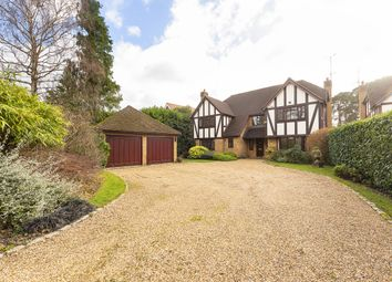 Thumbnail 5 bed detached house to rent in Grange Gardens, Farnham Common, Slough