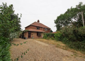 Thumbnail 4 bed semi-detached house for sale in Chapel Road, Morley St. Botolph, Wymondham