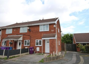 Thumbnail 2 bed end terrace house for sale in Cardigan Way, Liverpool