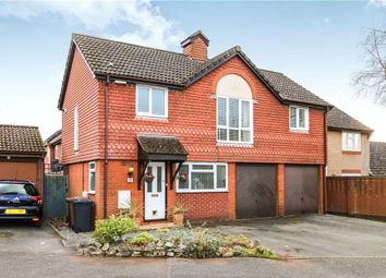 Thumbnail 3 bed maisonette for sale in Beacon Close, Rownhams, Southampton, Hampshire