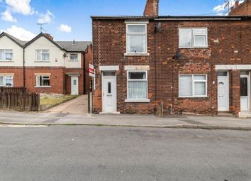 Thumbnail 2 bedroom end terrace house for sale in George Street, Forest Town, Mansfield, Nottinghamshire