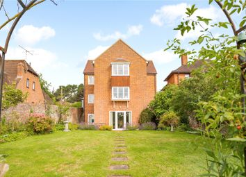 Thumbnail 4 bed detached house for sale in Back Lane, Marlborough, Wiltshire