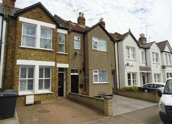 4 bed terraced house for sale in Crescent Road, New Barnet, Barnet EN4