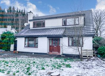 Thumbnail 4 bed detached house for sale in Meadow Road, Balloch, Inverness