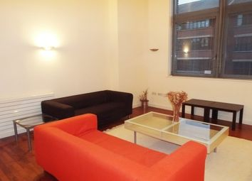 Thumbnail 2 bed flat to rent in Centralofts, City Centre
