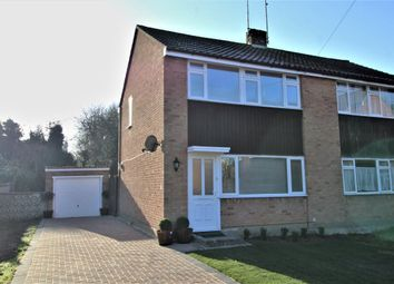 Thumbnail 3 bed property to rent in Crawshay Close, Sevenoaks