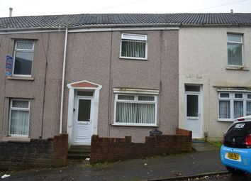 Thumbnail 2 bed terraced house for sale in Cwmbath Road, Morriston, Swansea