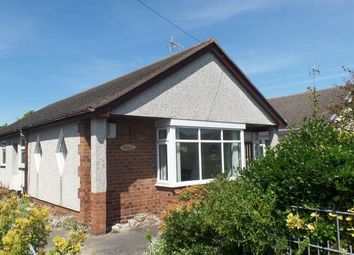 Thumbnail 2 bed detached bungalow to rent in Merllyn Road, Rhyl