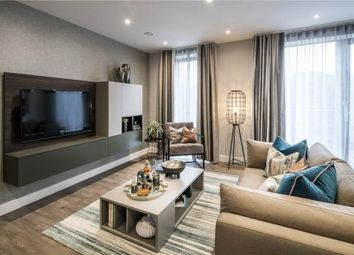 Thumbnail 2 bed flat for sale in Prestage Way, Perseus Court, London