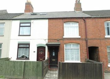 Thumbnail 3 bed terraced house for sale in Shaw Lane, Markfield, Leicestershire