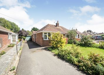 Thumbnail 2 bed semi-detached bungalow for sale in Albion Road, Pitstone, Leighton Buzzard
