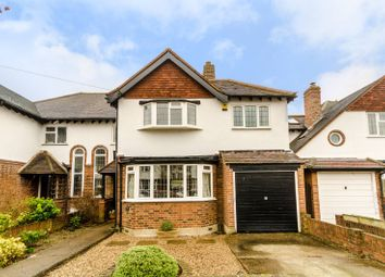 Thumbnail 4 bed semi-detached house for sale in Overdale Avenue, New Malden