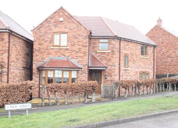 Thumbnail 3 bed detached house to rent in New Street, Baddesley Ensor, Atherstone