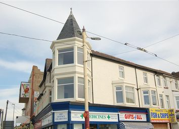 Thumbnail 1 bedroom flat to rent in 7 Rigby Road, Blackpool