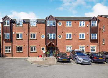 Thumbnail 2 bedroom flat to rent in Brooks Close, Donisthorpe, Swadlincote