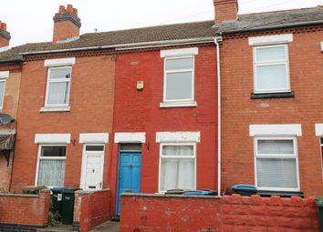 Thumbnail 2 bed terraced house for sale in Hastings Road, Coventry