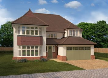 Thumbnail 4 bedroom detached house for sale in The Brambles, Dry Street, Basildon, Essex