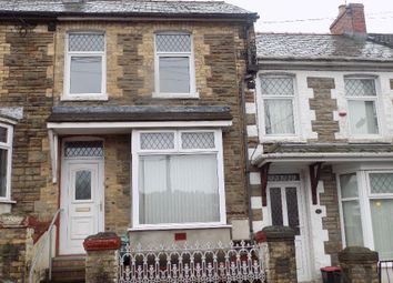 Thumbnail 2 bedroom terraced house for sale in Tillery Road, Abertillery, Gwent. 1Hy.
