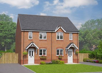 Thumbnail 2 bed semi-detached house for sale in Earle Street, Newton-Le-Willows