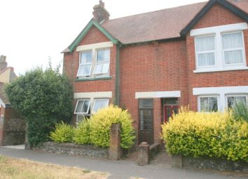Thumbnail 2 bed end terrace house to rent in Cornwall Road, Littlehampton
