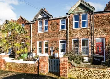 4 bed terraced house for sale in Crescent Road, Hunstanton PE36