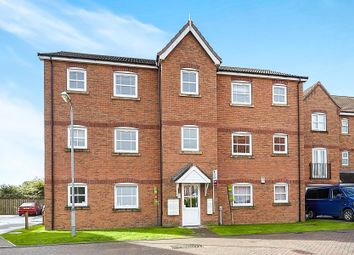 Thumbnail 1 bed flat for sale in Lancaster Way, Brough