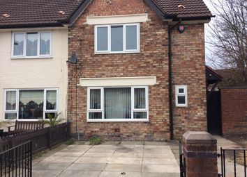 Thumbnail 3 bed terraced house to rent in Greenway Close, Huyton