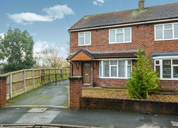 Thumbnail 3 bed semi-detached house for sale in Parkfield Crescent, Lea, Preston