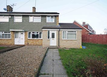 Thumbnail 4 bed end terrace house for sale in 81 Kingsway, Darlington