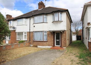 Thumbnail 3 bed semi-detached house for sale in Colbrook Avenue, Hayes